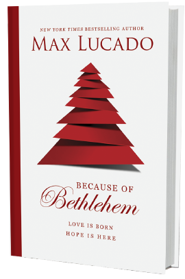 Because of Bethlehem Book Image