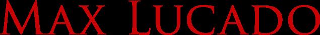 Max Lucado Brand Signature
